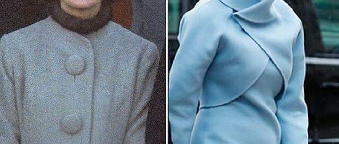 … A menina do vestido azul! (Não é a Floribella)