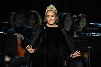 … Adele a diva amiga! (Ou a Diva falsa?)