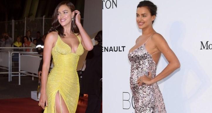 Irina Shayk marca presenca no Festival de Cannes 2017