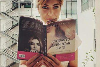 … O livro da Raquel! (Porque acreditamos em ti)