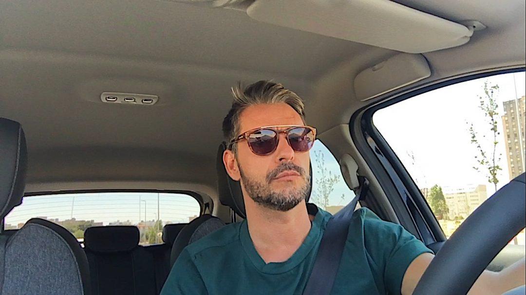 Novo Carro Cláudio Ramos
