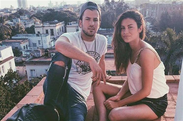 David e Carolina terminam relação