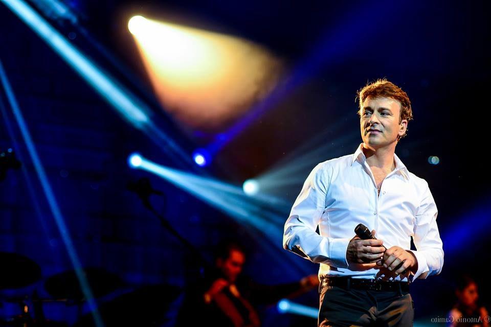 Tony Carreira em concerto