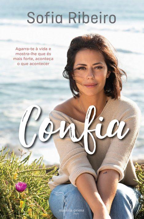 Capa do livro Confia de Sofia Ribeiro